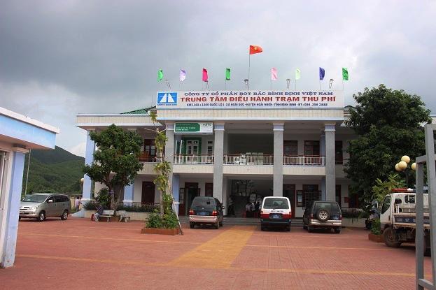Vì sao lãnh đạo tỉnh ra Quyết định xử phạt Công ty CP BOT Bắc Bình Định? - Ảnh 1.