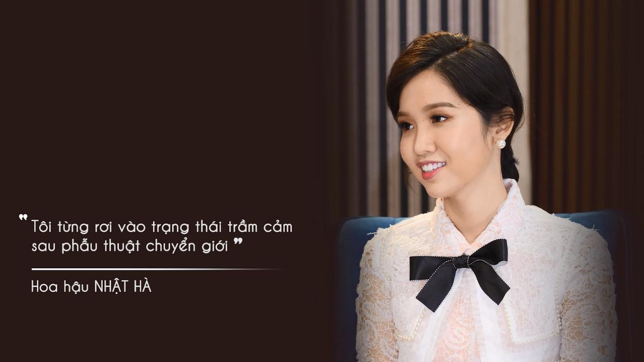 Hoa hậu Đỗ Nhật Hà thừa nhận bị tình đầu bỏ rơi ngay khi biết cô là người chuyển giới - Ảnh 4.