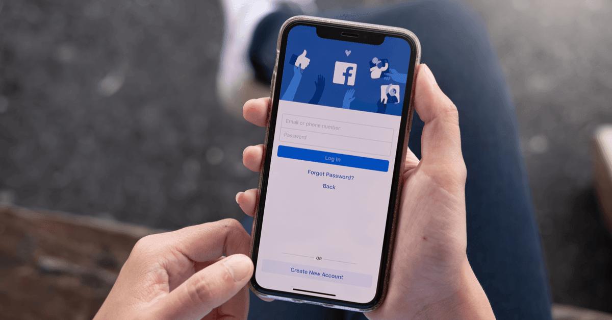 Điện thoại 4G không vào được Facebook, hãy thử cách khắc phục này - Ảnh 1.