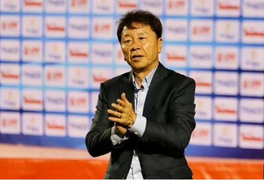 Chia tay CLB TP.HCM, HLV Chung Hae-seong chuyển sang dẫn dắt Sài Gòn FC? - Ảnh 1.