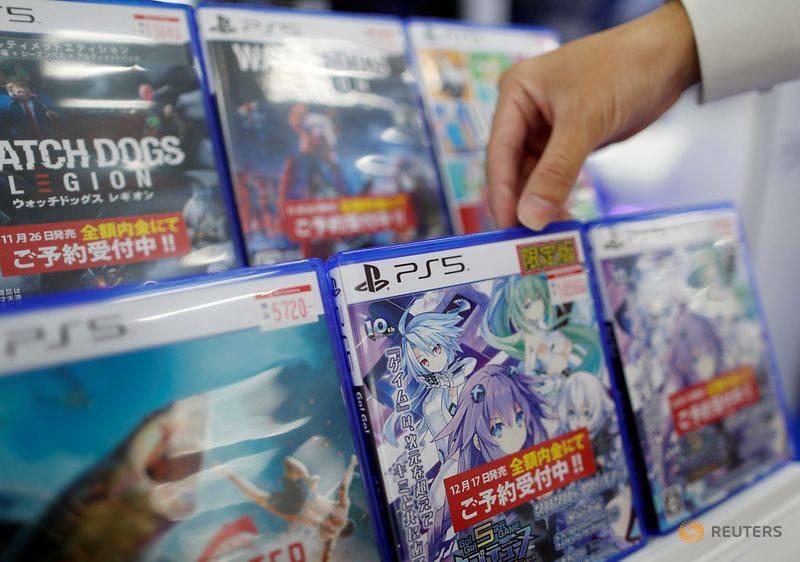 """Máy chơi game PS5 vừa mở bán đã """"cháy hàng"""" toàn cầu - Ảnh 4."""
