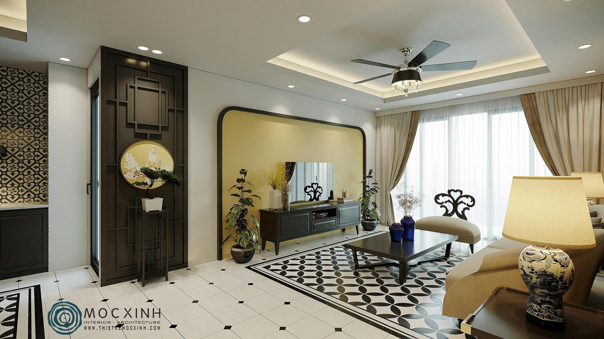 Những ý tưởng độc đáo cho thiết kế nội thất căn hộ chung cư hiện đại đẹp nhất - Ảnh 7.