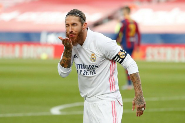 Ramos có thể tới Anh chơi bóng ở mùa giải tới.