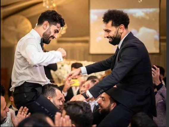 Salah dự đám cưới một người bạn.