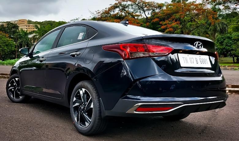 Hyundai Accent 2021 nâng cấp toàn diện, khi nào về Việt Nam? - Ảnh 4.