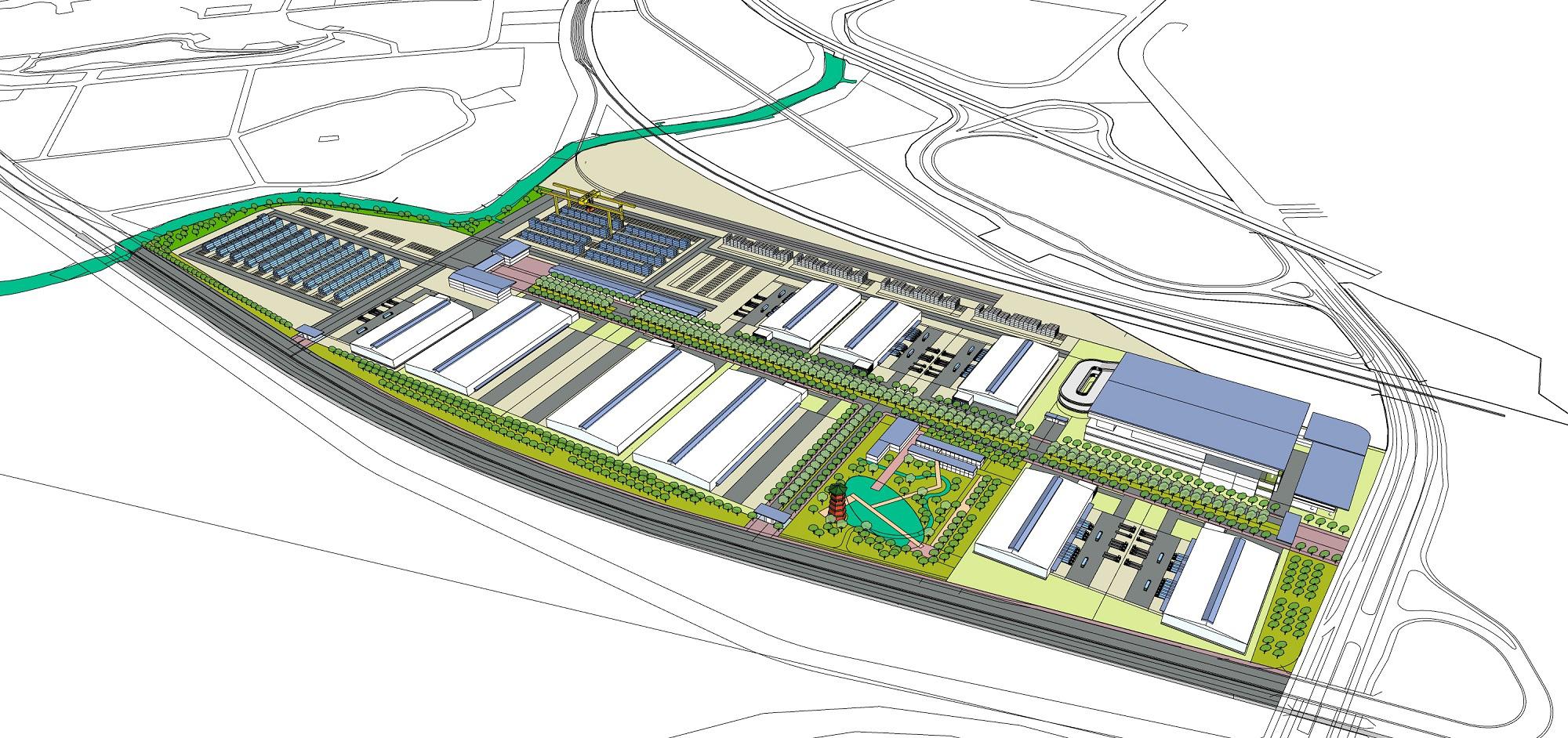 """Thủ tướng khởi động mạng lưới Logistics thông minh ASEAN với dự án đầu tiên """"Trung tâm Logistics ICD Vĩnh Phúc"""" - Ảnh 4."""