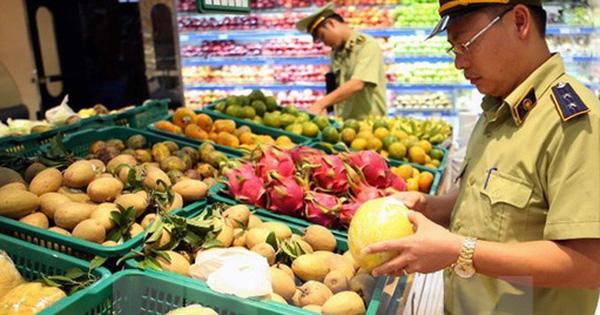 Việt Nam có 1.612 chuỗi cung ứng nông lâm thuỷ sản an toàn trong 8 tháng đầu năm - Ảnh 1.