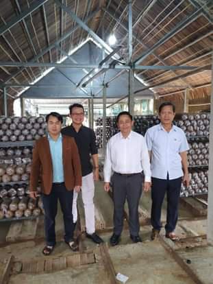 Quảng Nam: Hội Nông dân thị xã Điện Bàn - Trang bị kiến thức cho nông dân làm giàu - Ảnh 4.