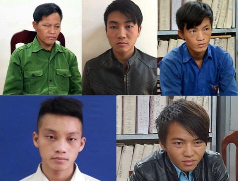 Vụ 5 cha con sát hại 2 người hàng xóm: Người cha ghê rợn là chủ mưu - Ảnh 1.