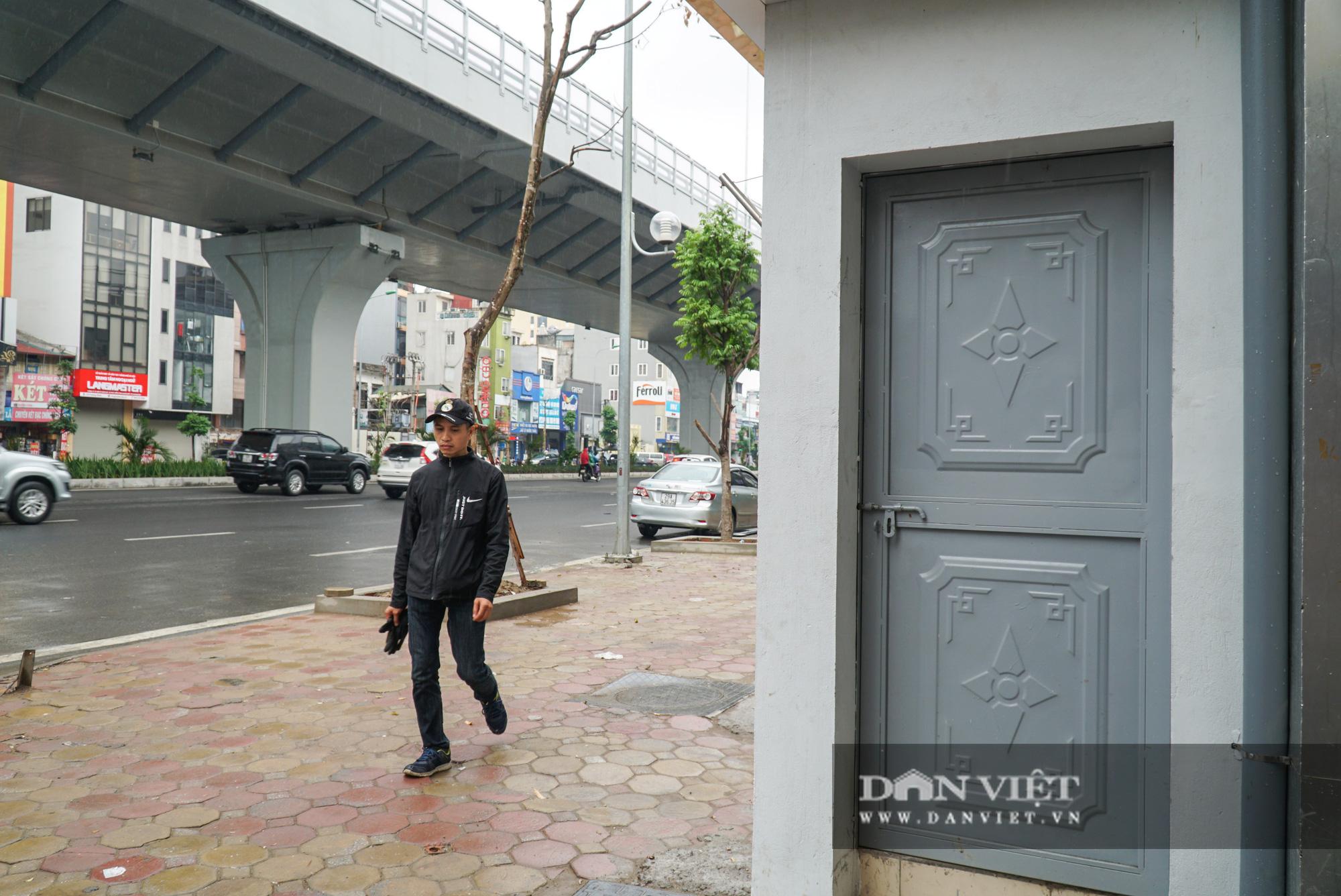 Kỳ lạ 2 ngôi nhà mặt đường siêu mỏng trên đường Trường Chinh - Ảnh 5.