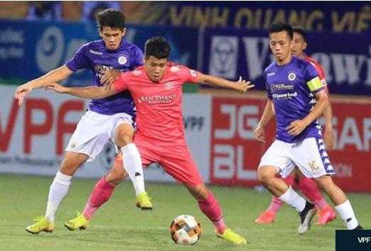 """Quảng Nam FC """"làm lại"""" bằng 6 tân binh từ Sài Gòn FC - Ảnh 1."""