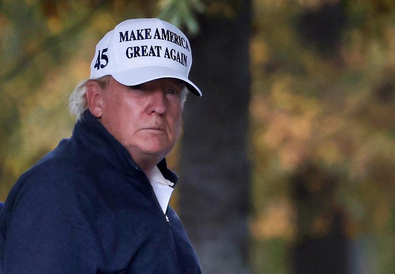 Ảnh thế giới 7 ngày qua: 2 biểu cảm trái ngược của TT Trump và Biden sau khi có kết quả bầu cử Mỹ - Ảnh 5.