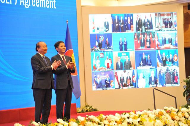 Việt Nam tham gia RCEP - hiệp định thương mại tự do lớn nhất thế giới, nông sản hưởng lợi gì? - Ảnh 1.