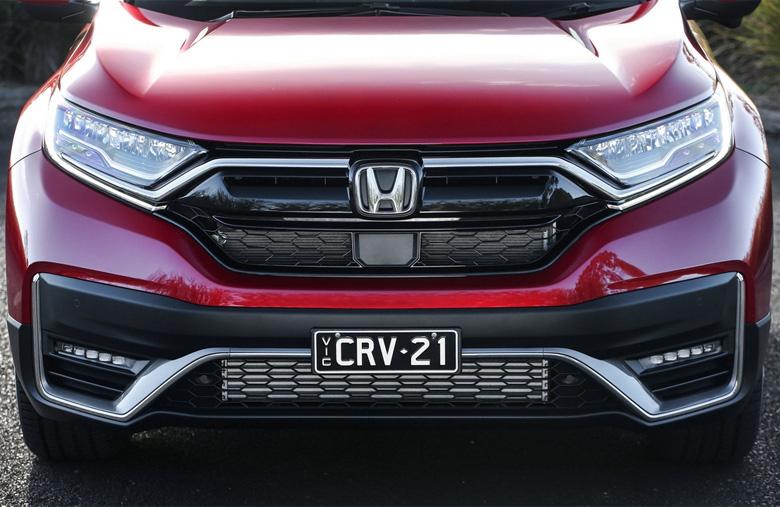 Lộ bảng giá xe Honda CR-V 2021 về Việt Nam - Ảnh 3.