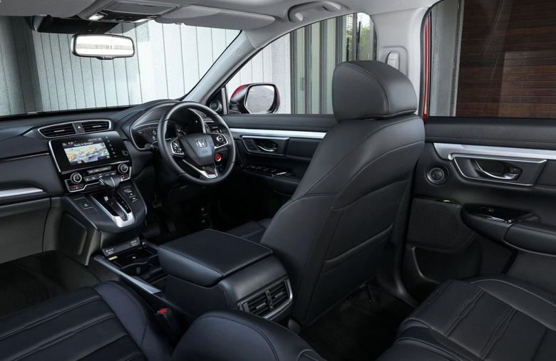 Lộ bảng giá xe Honda CR-V 2021 về Việt Nam - Ảnh 6.