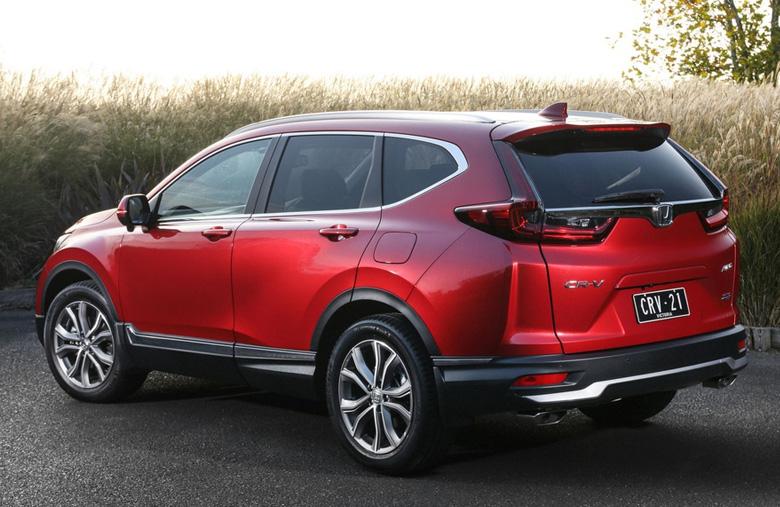 Lộ bảng giá xe Honda CR-V 2021 về Việt Nam - Ảnh 4.