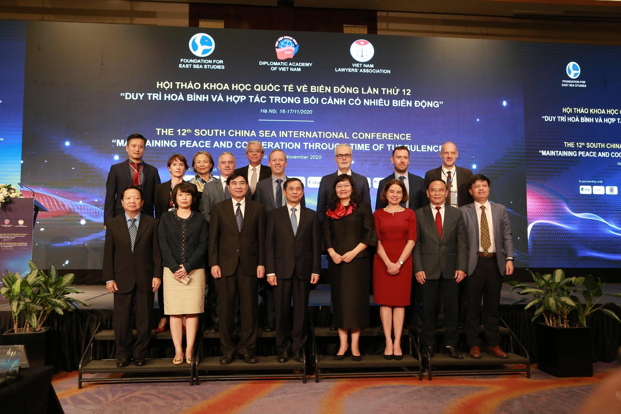 700 đại biểu dự Hội thảo Khoa học Quốc tế về Biển Đông - Ảnh 5.