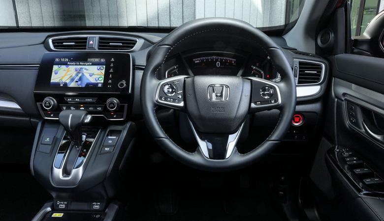 Lộ bảng giá xe Honda CR-V 2021 về Việt Nam - Ảnh 7.