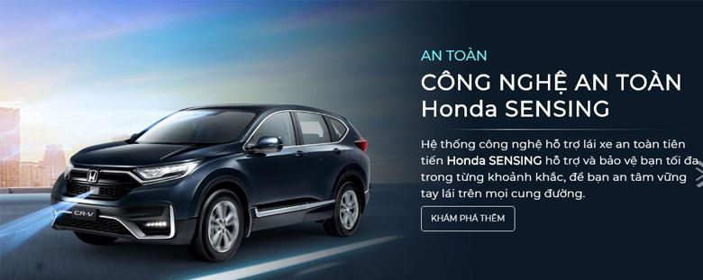 Lộ bảng giá xe Honda CR-V 2021 về Việt Nam - Ảnh 11.