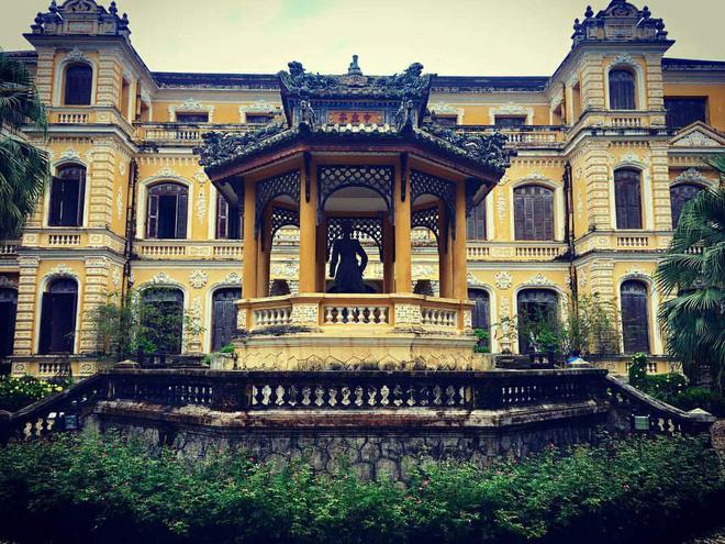Cung An Định và nỗi lòng hoàng hậu Nam Phương - Ảnh 1.