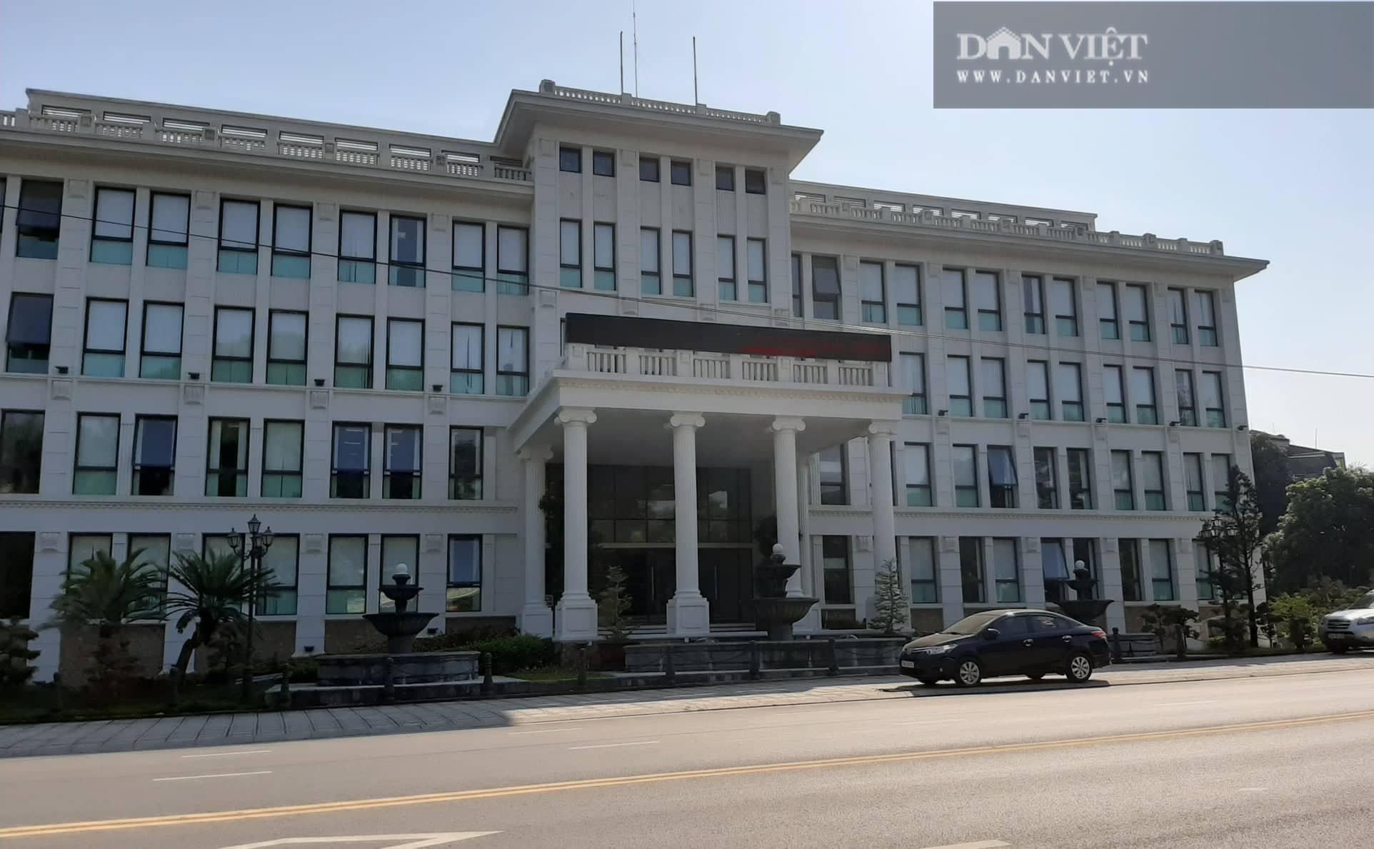 Lộ nhiều sai phạm tại Công ty cổ phần Cấp nước Phú Thọ - Ảnh 1.