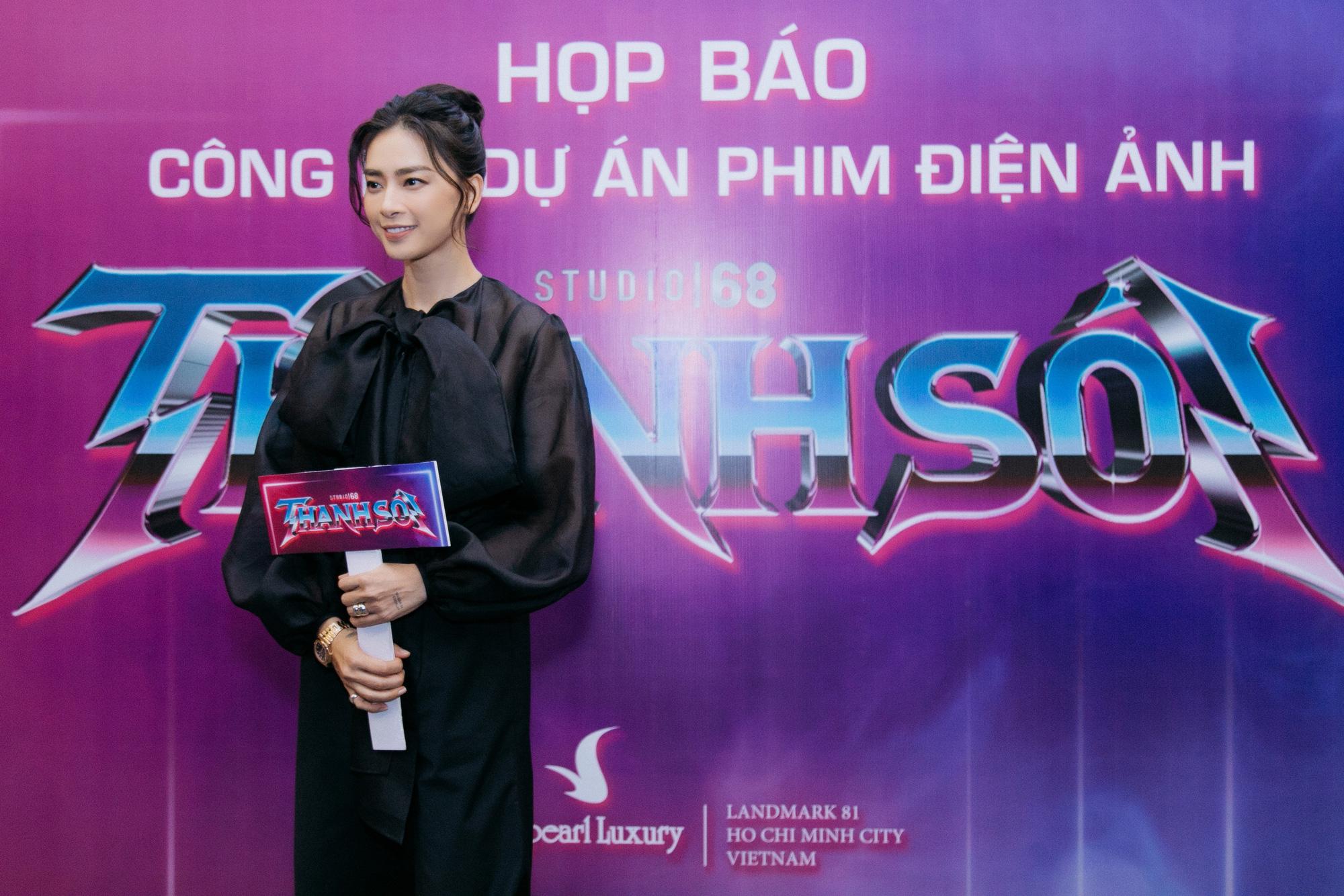 """Ngô Thanh Vân đạo diễn phim """"Thanh Sói"""", quy tụ dàn đả nữ Đồng Ánh Quỳnh, Tóc Tiên - Ảnh 2."""