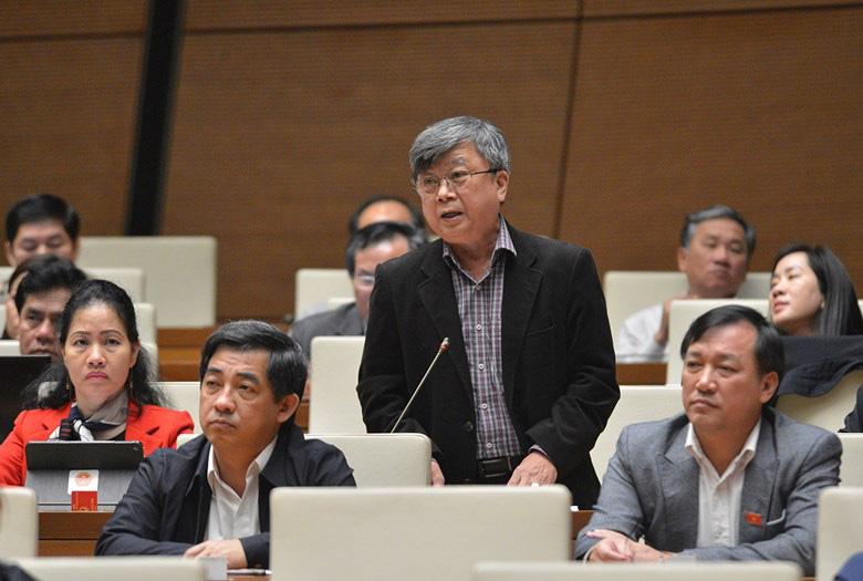 ĐBQH Trương Trọng Nghĩa: Tôi hỏi tài xế taxi, chả ai đồng ý chuyển Bộ Công an cấp giấy phép lái xe - Ảnh 1.