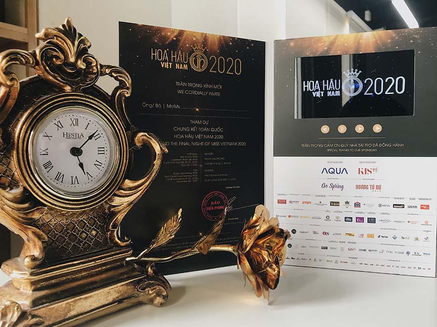 Vé xem Chung kết HHVN 2020: Số lượng đăng ký vượt kỷ lục, âm 5000 vé so với dự kiến  - Ảnh 3.
