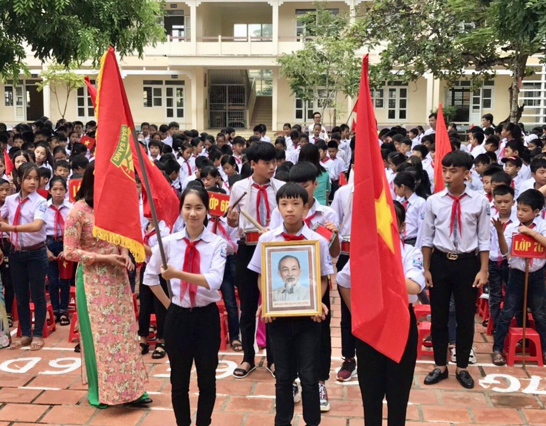 Trường THCS Minh Lộc: Xứng đáng với niềm kỳ vọng - Ảnh 5.