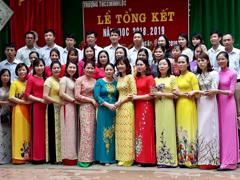 Trường THCS Minh Lộc: Xứng đáng với niềm kỳ vọng - Ảnh 6.