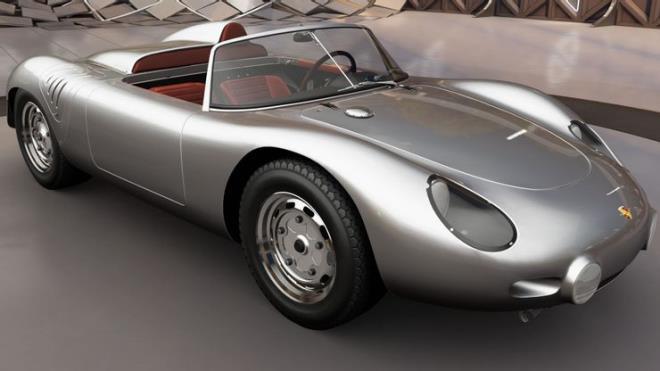 10 xe Porsche đắt nhất trong các cuộc đấu giá - Ảnh 5.
