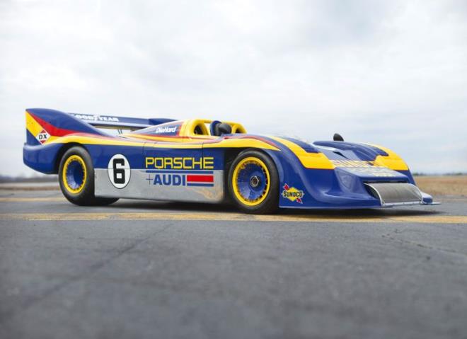 10 xe Porsche đắt nhất trong các cuộc đấu giá - Ảnh 1.