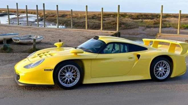 10 xe Porsche đắt nhất trong các cuộc đấu giá - Ảnh 6.