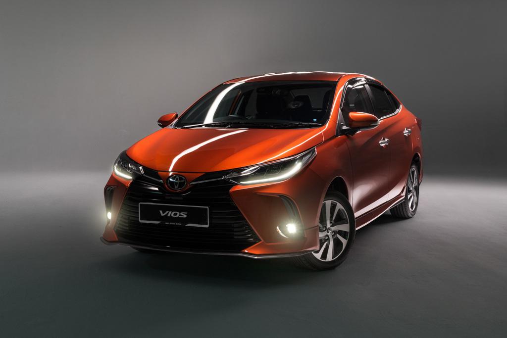 Toyota Vios 2020 được ra mắt tại Malaysia - Ảnh 3.