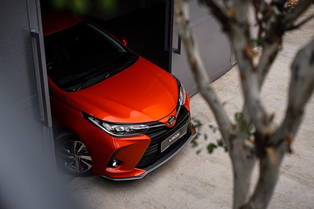 Toyota Vios 2020 được ra mắt tại Malaysia - Ảnh 8.