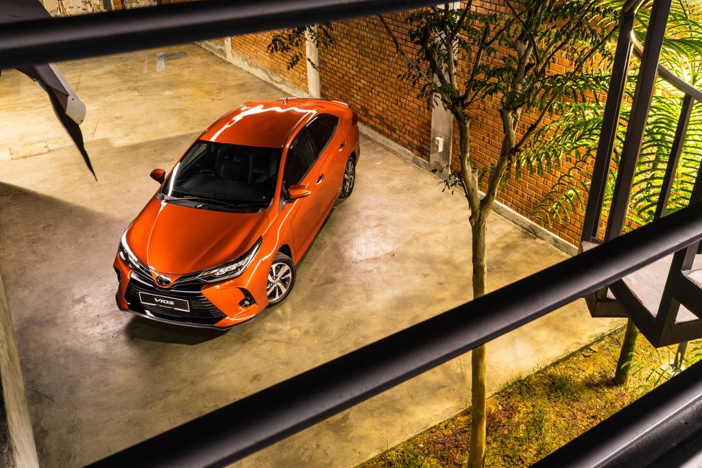 Toyota Vios 2020 được ra mắt tại Malaysia - Ảnh 2.