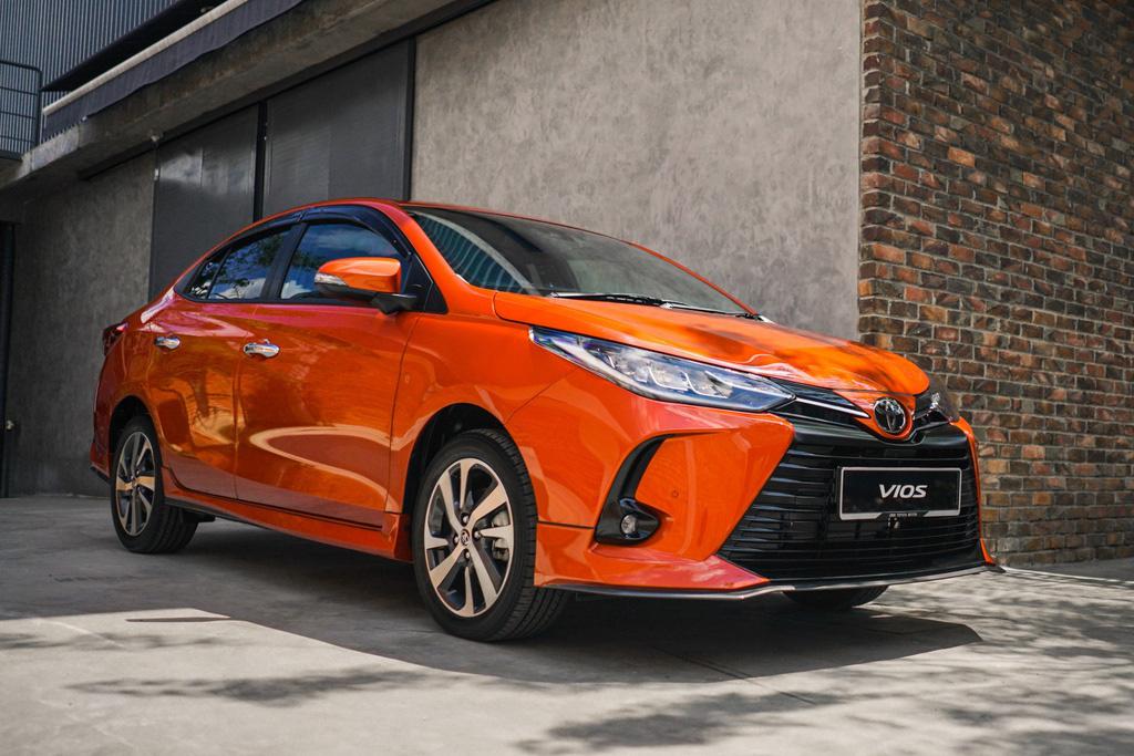 Toyota Vios 2020 được ra mắt tại Malaysia - Ảnh 1.