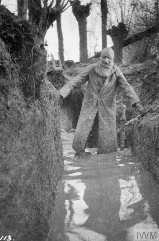 Nét kinh điển trong thiết kế chiến hào thời Chiến tranh Thế giới thứ nhất - Ảnh 8.