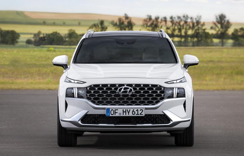 Hyundai Santa Fe 2021 sắp về Việt Nam, giá bán có hấp dẫn?   - Ảnh 3.