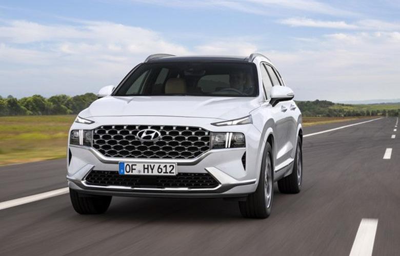 Hyundai Santa Fe 2021 sắp về Việt Nam, giá bán có hấp dẫn?   - Ảnh 9.