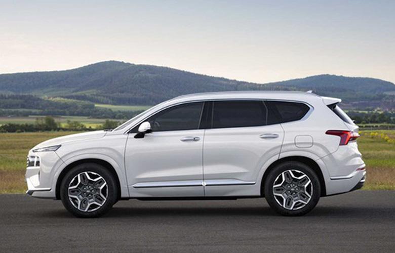 Hyundai Santa Fe 2021 sắp về Việt Nam, giá bán có hấp dẫn?   - Ảnh 4.