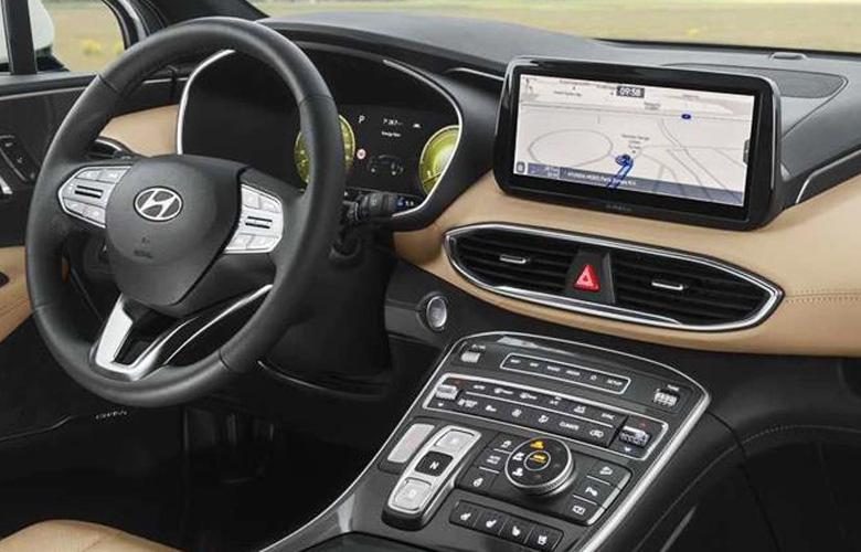 Hyundai Santa Fe 2021 sắp về Việt Nam, giá bán có hấp dẫn?   - Ảnh 8.