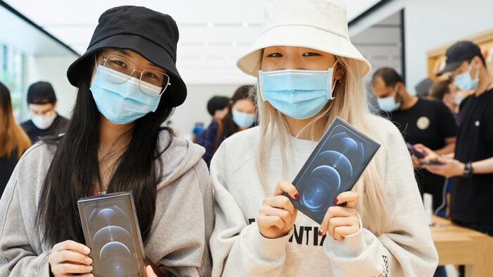 """iPhone 12 Pro Max xách tay về Việt Nam, dân buôn """"toang"""" sau 3 ngày - Ảnh 5."""