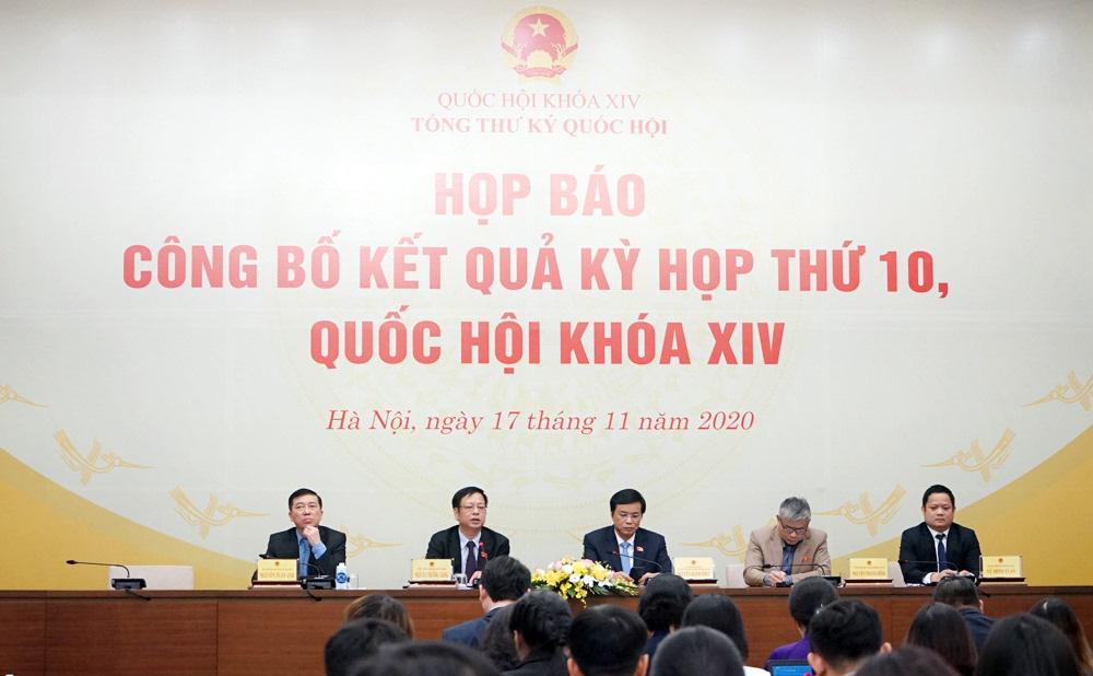 Quốc hội đã bãi nhiệm ông Phạm Phú Quốc và bổ nhiệm, miễn nhiệm những nhân sự nào? - Ảnh 1.