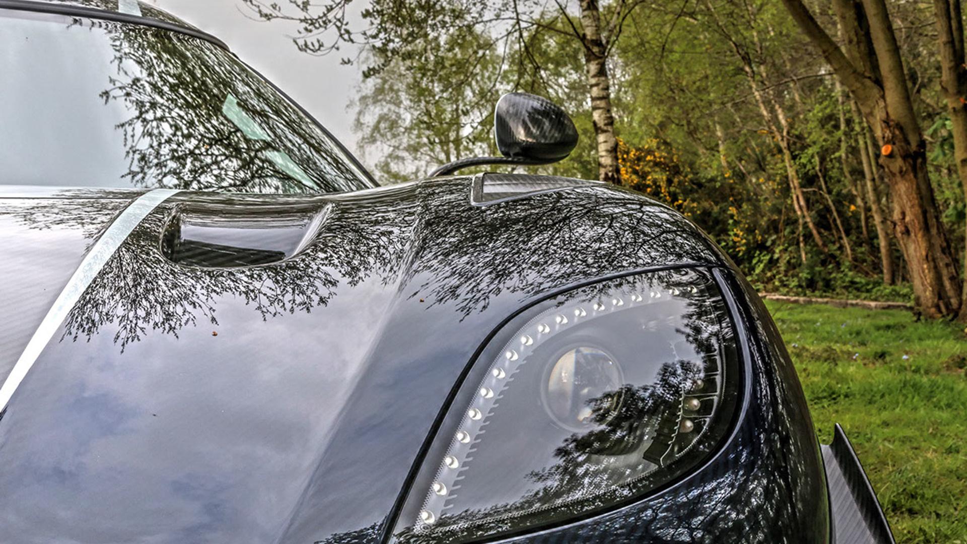 Cận cảnh siêu xe cũ rao bán giá hơn trăm tỷ đồng - Ảnh 16.