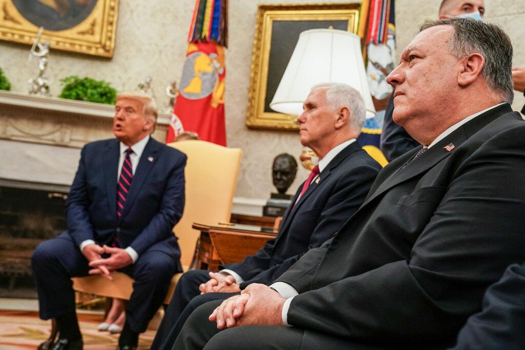 Trump có ý định sẽ dội đòn tấn công khiến Iran choáng váng trước khi hết nhiệm kỳ - Ảnh 1.