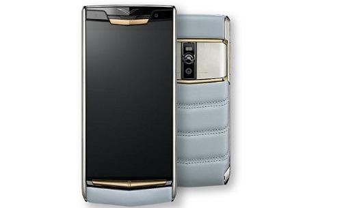 9 chiếc điện thoại Vertu đắt đỏ nhất thế giới, phủ vàng đá quý cả triệu đô la - Ảnh 11.
