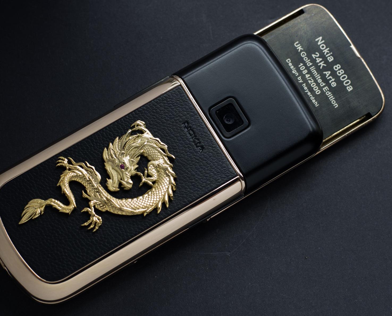 Điện thoại Nokia 8800 đẳng cấp và tinh xảo, có tiền cũng khó mua - Ảnh 3.