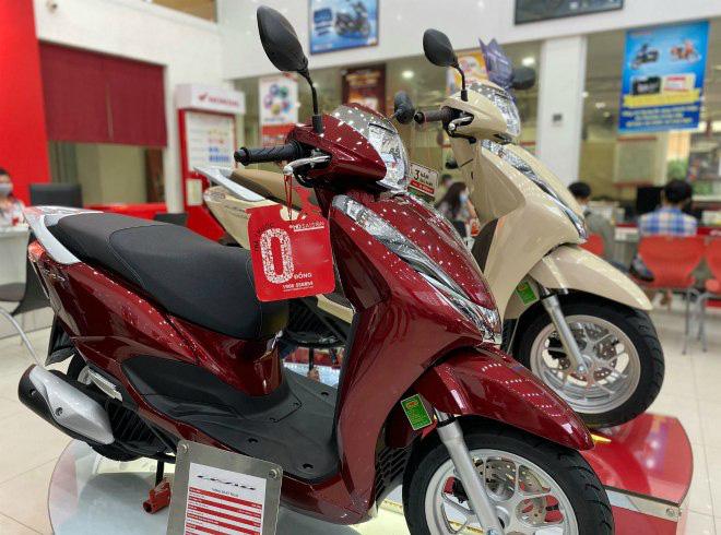 Bất ngờ giá xe Honda Lead thời điểm cuối năm 2020 - Ảnh 3.