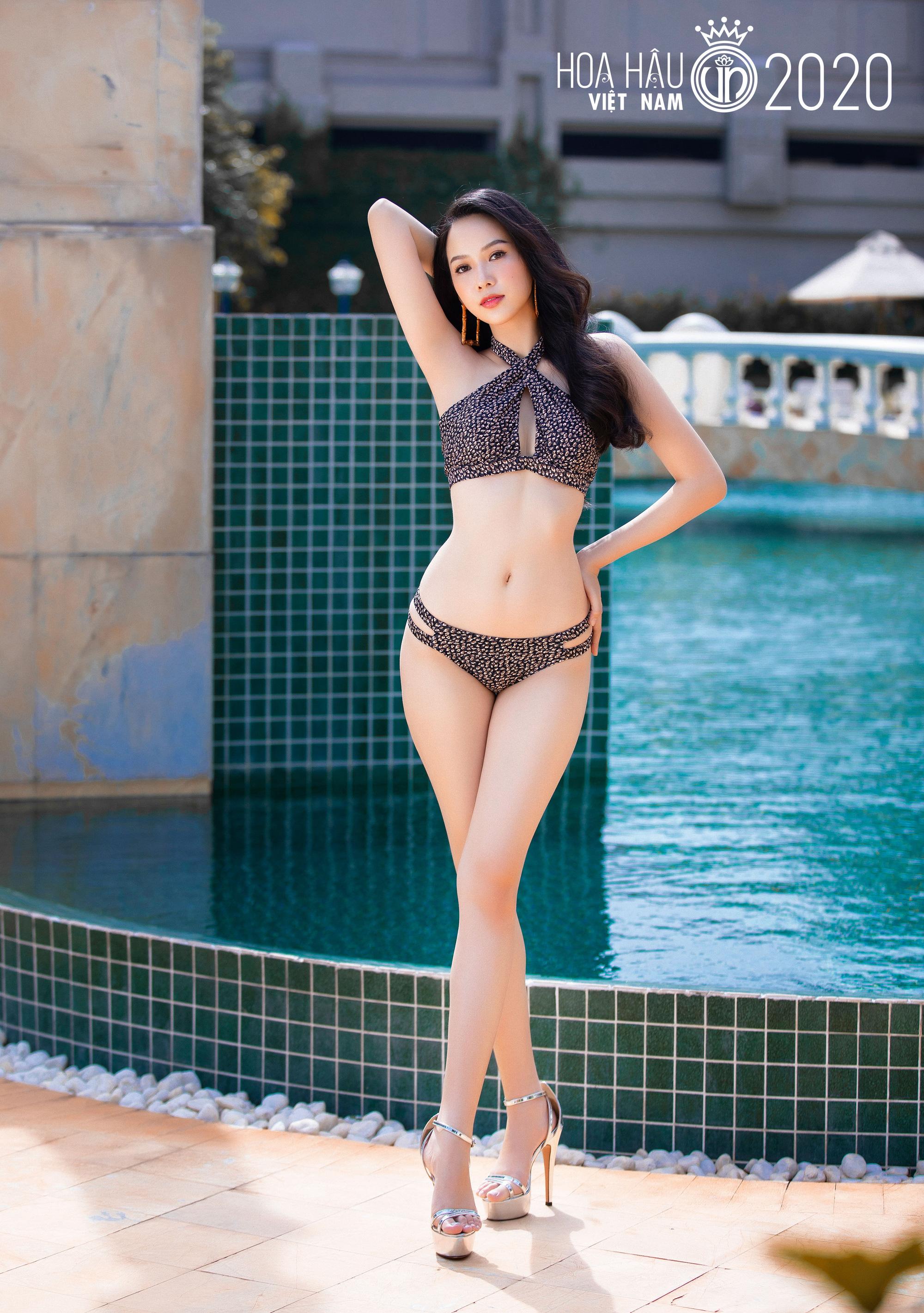 """5 mỹ nhân Hoa hậu Việt Nam 2020 mặc bikini quyến rũ """"đốt mắt"""" dự đoán """"soán ngôi"""" Trần Tiểu Vy là ai? - Ảnh 6."""